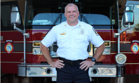 Meet Clermont's New Fire Chief