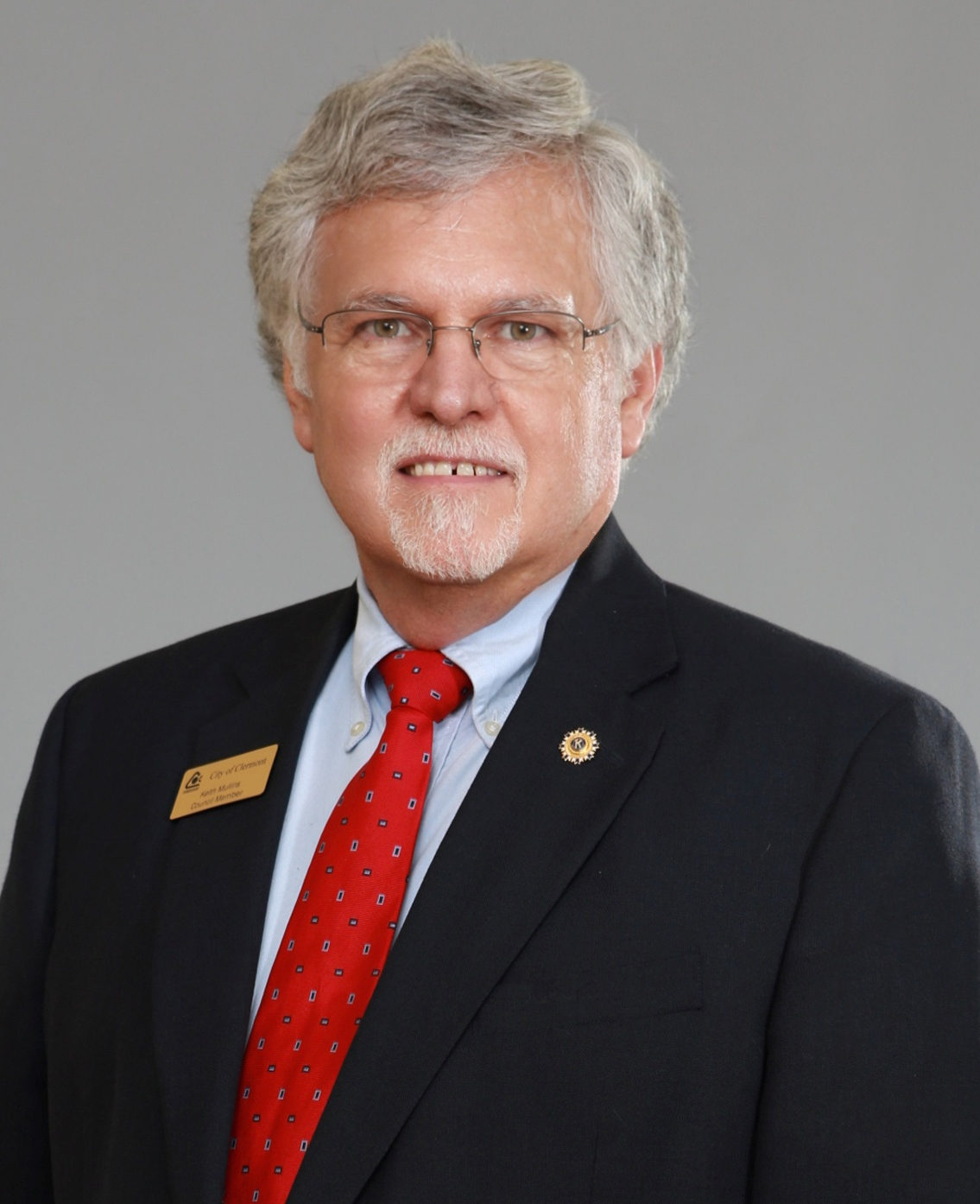 Council Member Keith Mullins